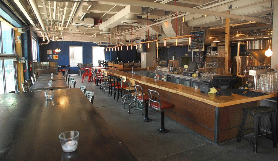 Image: Our hip event space