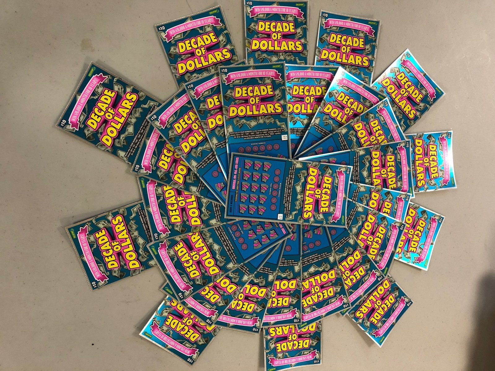 Image: Lottery Tickets