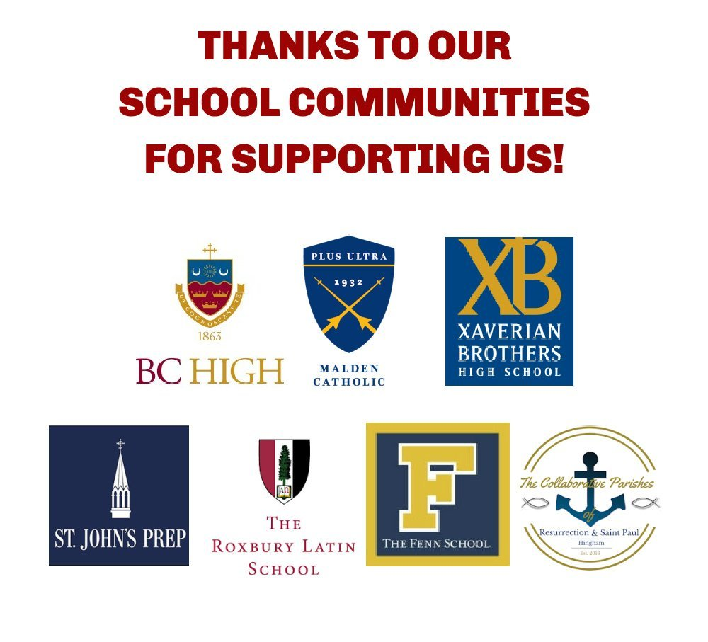 Image: Thankful for our school community for their support!