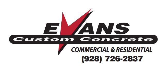 Evans Custom Concrete